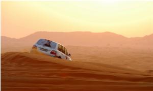 Dubai desert safari VIP tour