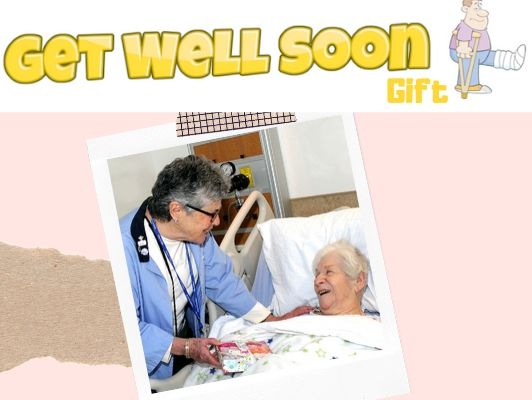 Get Well Soon Gift
