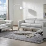 Modern Faux Leather Futon Best Sofa Review