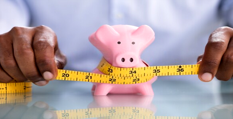 Savings Shrinking