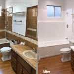 Renovation Of Bathtub