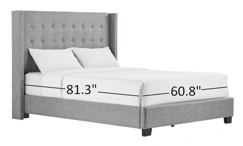 What are the Dimensions of Queen Size Bed?