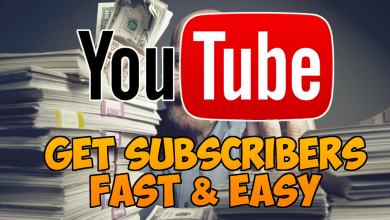 Photo of How To Get Subscribers On YouTube [Easy Hacks]