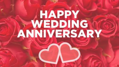 Photo of The Best Wedding Anniversary Wishes For Friends And Couples (My Wishes Club)