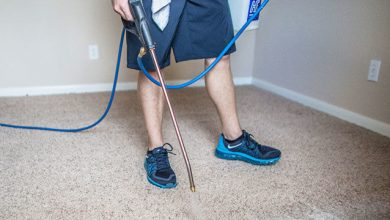 Photo of AUTHENTIC STEPS FOR ODOR REMOVAL TREATMENT