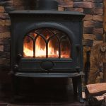 wood burning stove for sale