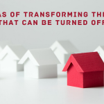 5 Ideas Of Transforming The Unit That Can Be Turned Off
