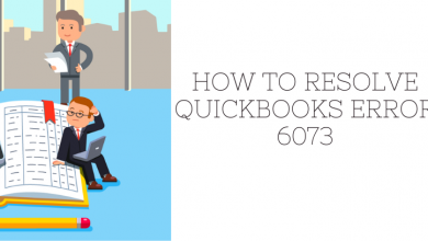 Photo of How To Resolve QuickBooks error 6073