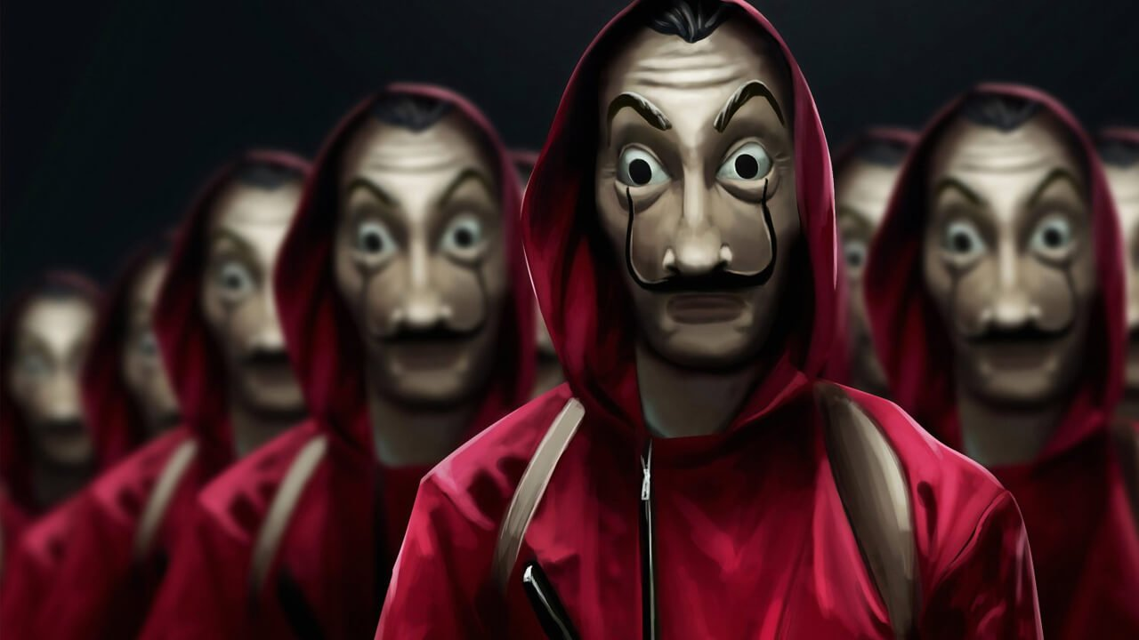 10 SERIES AND MOVIES LIKE 'LA CASA DE PAPEL' - MONEY HEIST