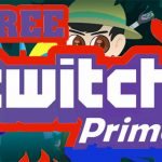 Twitch Prime is free