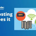 domain web hosting how it works