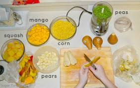 Photo of How to Moms Easily Make Baby Food At Home