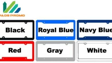 Photo of What is Raised License Plate Frame And It's Uses.