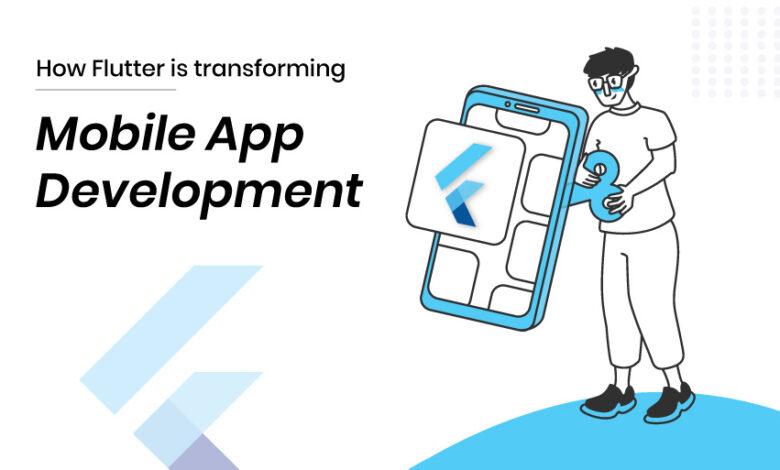 How Flutter is transforming Mobile App Development