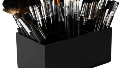 Photo of The Magnificent Makeup Brush Boxes in Fine Material