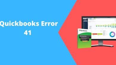 Photo of QuickBooks Error 41 – Solutions