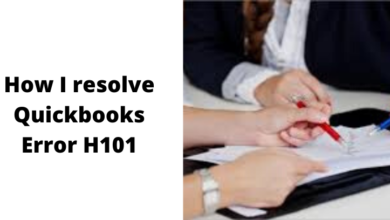 Photo of How I resolve Quickbooks Error H101
