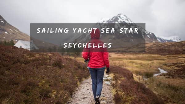 Sailing Yacht Sea Star Seychelles