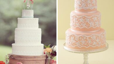 Photo of The 101 Guide to Choosing the Right Wedding Cake Singapore