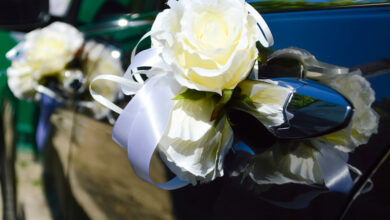Photo of Frequently Asked Questions for Wedding Car Hire Service