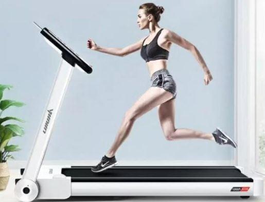 manual treadmill for running