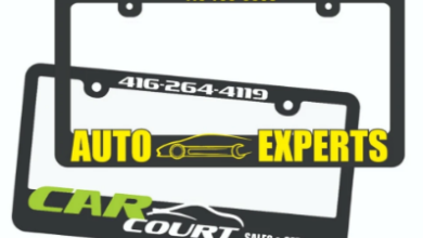 Photo of How To Get A Raise license plate frame To Your Car
