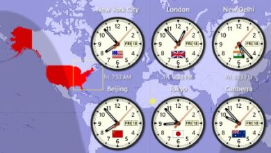 Photo of world clock with seconds – Only in Your Dreams