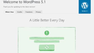 Photo of Updating Your Website To WordPress 5.1
