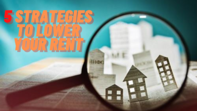 Photo of 5 strategies to lower your rent