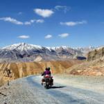 Manali to Leh Bike