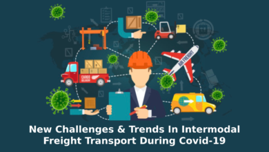 Photo of New Challenges & Trends In Intermodal Freight Transport During Covid-19