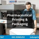 Pharmaceutical printing and packaging