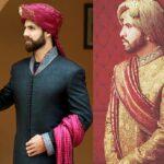 Men Wedding Sherwani
