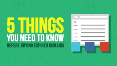 Photo of Is It Wise To Buy & Redirect Expired Domains?