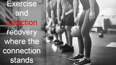 Photo of Exercise and addiction recovery – where the connection stands