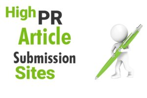 article submission in SEO