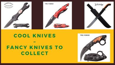Photo of Cool Knives – Fancy Knives to Collect