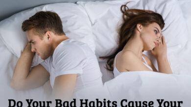 Photo of Do You Bad Habits Cause Your Erectile Dysfunction