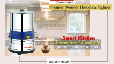 Photo of Top 5 Branded Cocoa Grinder – Melanger Machine For Chocolate Conching and Refining.