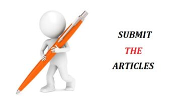 Photo of Here Are Some Reasons to Submit The Articles