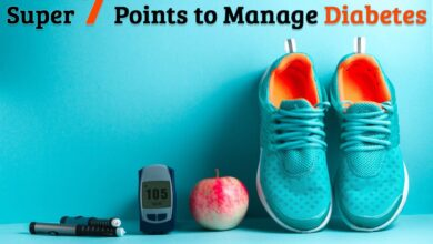 Photo of Super 7 Points to manage Diabetes