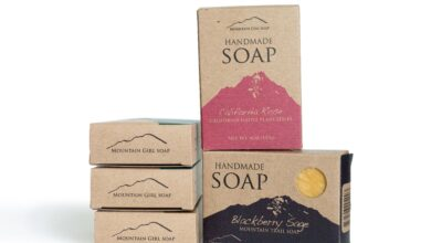 Photo of Custom Soap Boxes And Public Health Issues