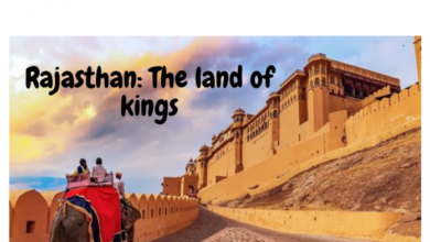 Photo of Rajasthan: The land of Kings