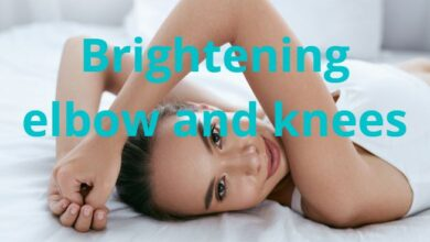Photo of BRIGHTENING ELBOW AND KNEES