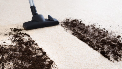 Photo of Two Methods Involved In Deep Carpet Cleaning