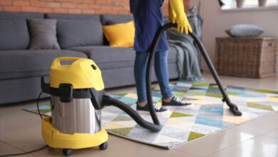 Photo of Professional Carpet Cleaning: Tips on How to Remove Water Stains from Carpet