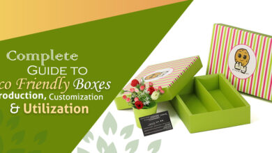 Photo of Complete Guide to Eco Friendly Boxes Production, Customization and Utilization