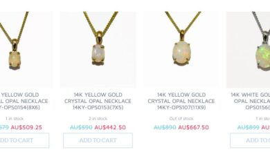 Photo of Top 5 Important Tips to Buy Australian Opal Necklaces