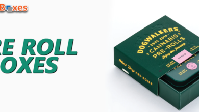 Photo of Get Stylish and Custom Pre-roll Packaging at iCustomBoxes