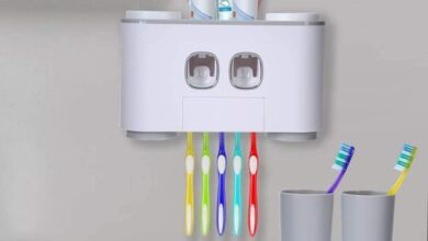 Photo of Toothpaste Dispenser – No More Mess